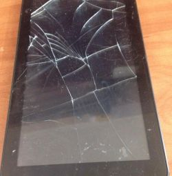 Tablet for parts