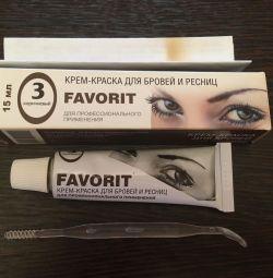 New Eyebrow Tint