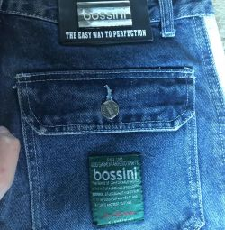 BOSSINI 👖 jeans with stripes