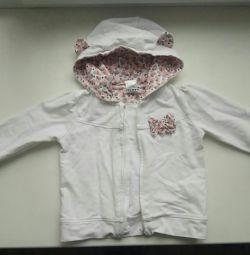 Куртка летняя детская