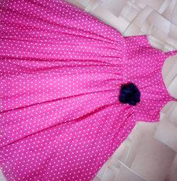 літнє плаття на брітелямі H & M