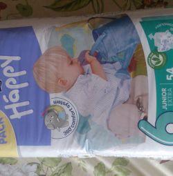 Diapers. 16kg.
