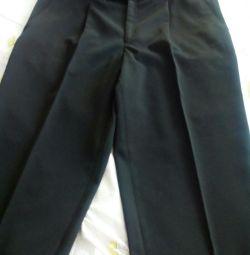 Παντελόνια για άνδρες κλασικά