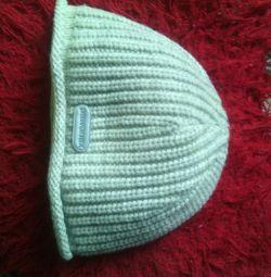 half-woolen cap