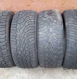 Tires R17 Audi A4 B7