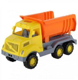 Bogatyr dump truck