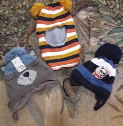 pălării cad, iarna