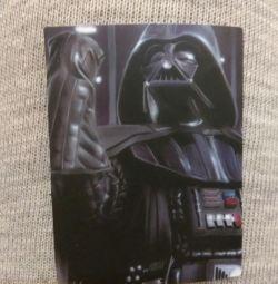 Стікер Star Wars Дарт Вейдер в асортименті