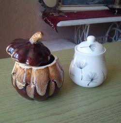 Zahăr Bowls