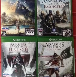 Assassins Creed Series for Xbox One