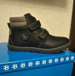 Νέες ανοιξιάτικες μπότες