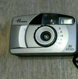 Фотоаппарат с пленкой