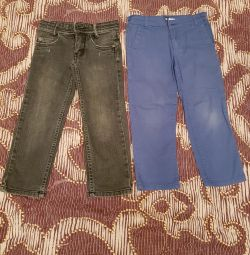 Used children's jeans