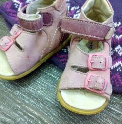 Totto sandale 19. Dress.combenz jins