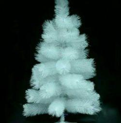 Сосна елка 90 см. искусственная белая новая