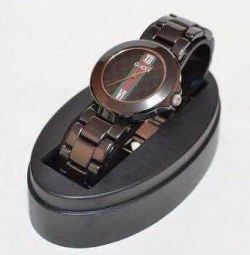 Gucci watches (ceramics) new