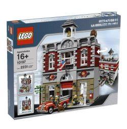 Tasarımcı LEGO Creator 10197 İtfaiye İstasyonu