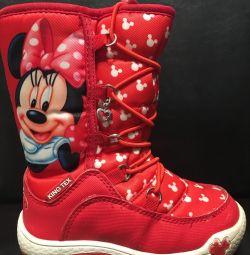 Kakadu boots
