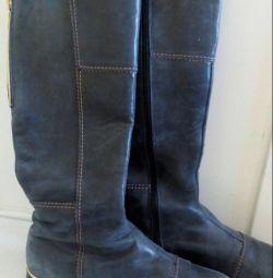 Ανοιξιάτικες μπότες το φθινόπωρο για γυναίκες 39 μέγεθος