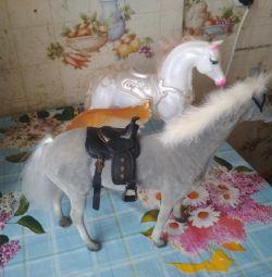 Horse 2 pieces