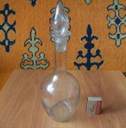 Decanter Vase, USSR