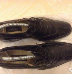 pantofi din piele pentru bărbați Broggi