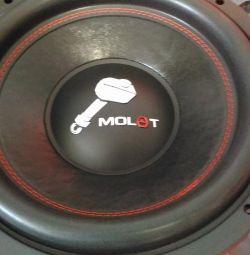 Υπογούφερ URAL (Ουράλ) Molot 12