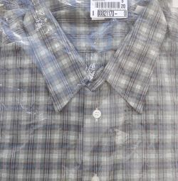 Shirt on a large man solution 58-60 GERMANY