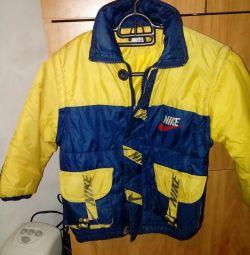 Jacket Demi-sezonier de creștere 122-128