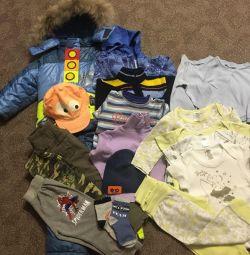 Children's clothing, size 92