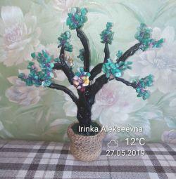 Δέντρο από φυσικές πέτρες