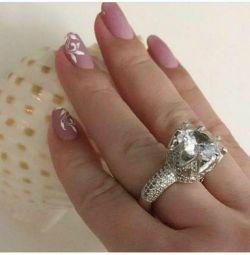 Νέο δαχτυλίδι κοσμήματος