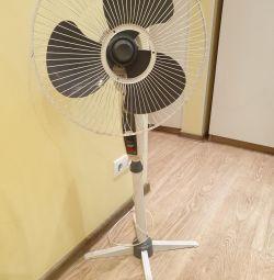 Silver rx 6009 fan