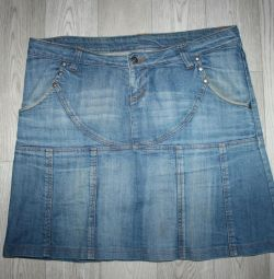Denim skirt p. 50-52