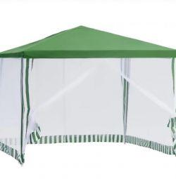 Tente - çadır bahçesi