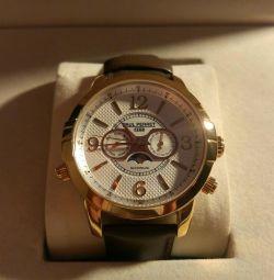 Годинник-хронограф Paul Perret (Швейцарія) нові
