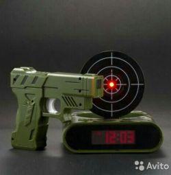 Alarm tabancası