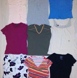 Ostin, H & M T-shirts 42-48