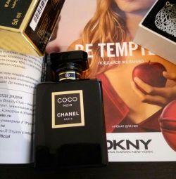 Coco noir Chanel Eau de Parfum