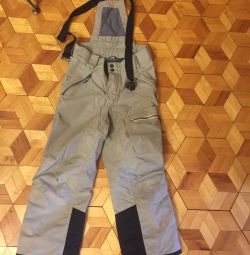 Pantaloni pentru copii Didrikson 130