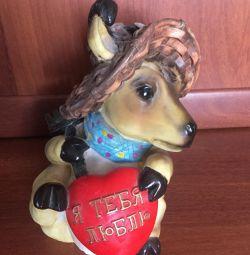 Piggy bank - who's horoscope-goat?