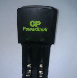 Зарядний пристрій GP Power Bank Mini KB02