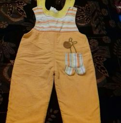 jumpsuit for children