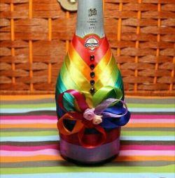 Прикраса на пляшки