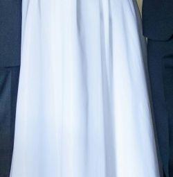 Rochie de mireasa (poate fi insarcinata)