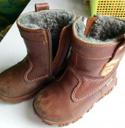 Μπότες για παιδιά Kotofey. Μέγεθος 22.