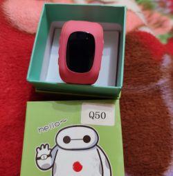 Το έξυπνο ρολόι παιδιών Q50