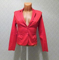 Red jacket Spain size 42