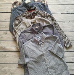 Σχολικά πουκάμισα σέλα, επαναστάτης 140-146 cm