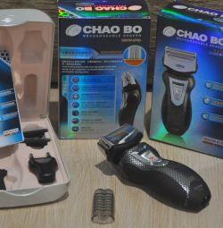 Aparat de bărbierit reîncărcabil CHAO-BO RSCW-8700